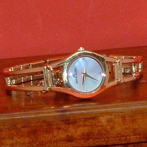Anne Klein 10/8298 Mother of Pearl Dress Watch